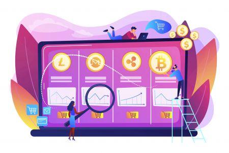 Come scambiare Crypto su Olymp Trade? Acquistare e archiviare la tua criptovaluta