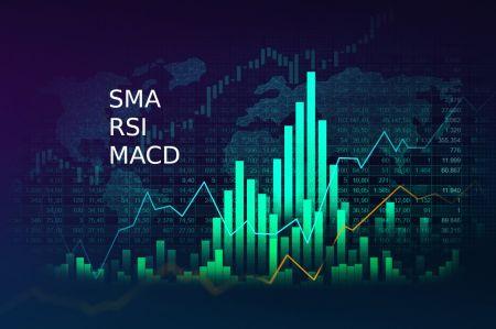 Come collegare SMA, RSI e MACD per una strategia di trading di successo in Olymp Trade