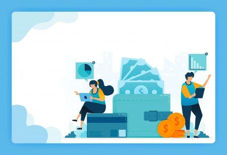 Deposita denaro in Olymp Trade tramite Kasikorn Bank e Bank Card