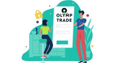 Come aprire un conto demo su Olymp Trade