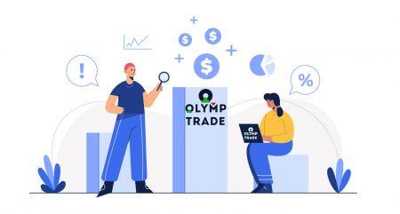 Come depositare e fare trading su Olymp Trade