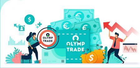 Come depositare denaro in Olymp Trade