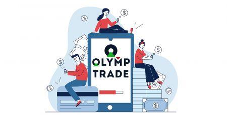 Come prelevare denaro da Olymp Trade
