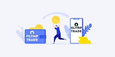 Come accelerare i prelievi su Olymp Trade