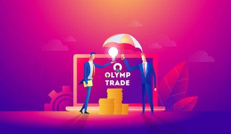 Come aderire al programma di affiliazione e diventare partner di Olymp Trade