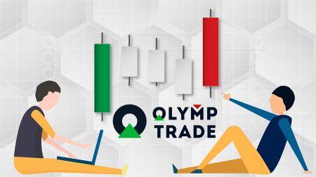 Come fare trading sul Forex in Olymp Trade