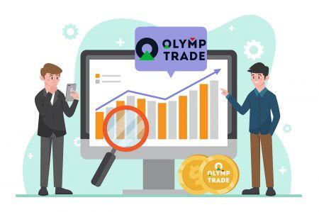Come registrarsi e fare trading sul Forex su Olymp Trade