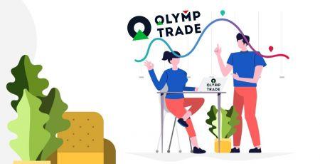 Come fare trading su Olymp Trade