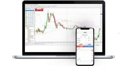 Sfrutta 1: 500 broker Olymp Trade Trading con MetaTrader 4 (MT4)