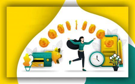 Come prelevare ed effettuare un deposito in Olymp Trade