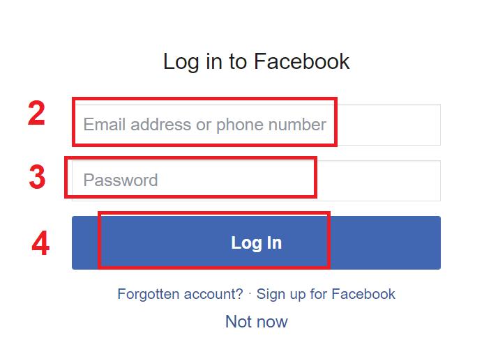 Come registrare un account in Olymp Trade
